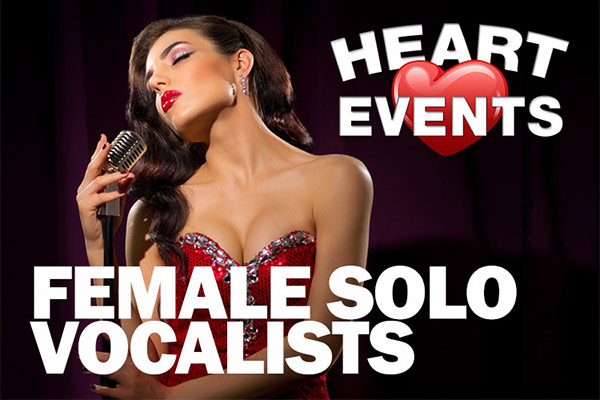 Female Solo Vocalists
