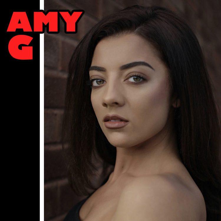Amy G - solo vocalist
