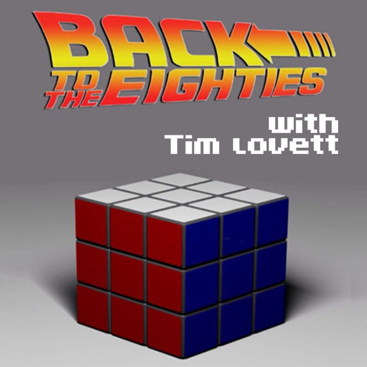 BACK TO THE 80s by Tim Lovett