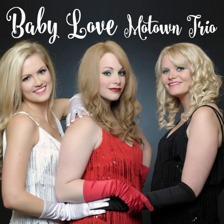 Baby Love Motown trio