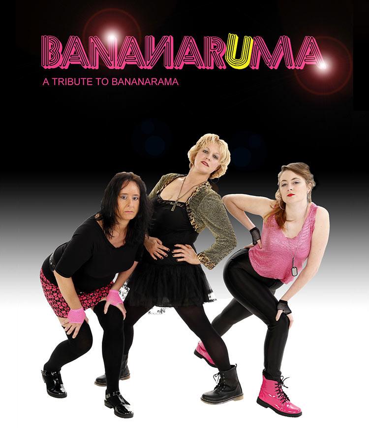 Bananarama Tribute by Bananaruma Midlands Birmingham