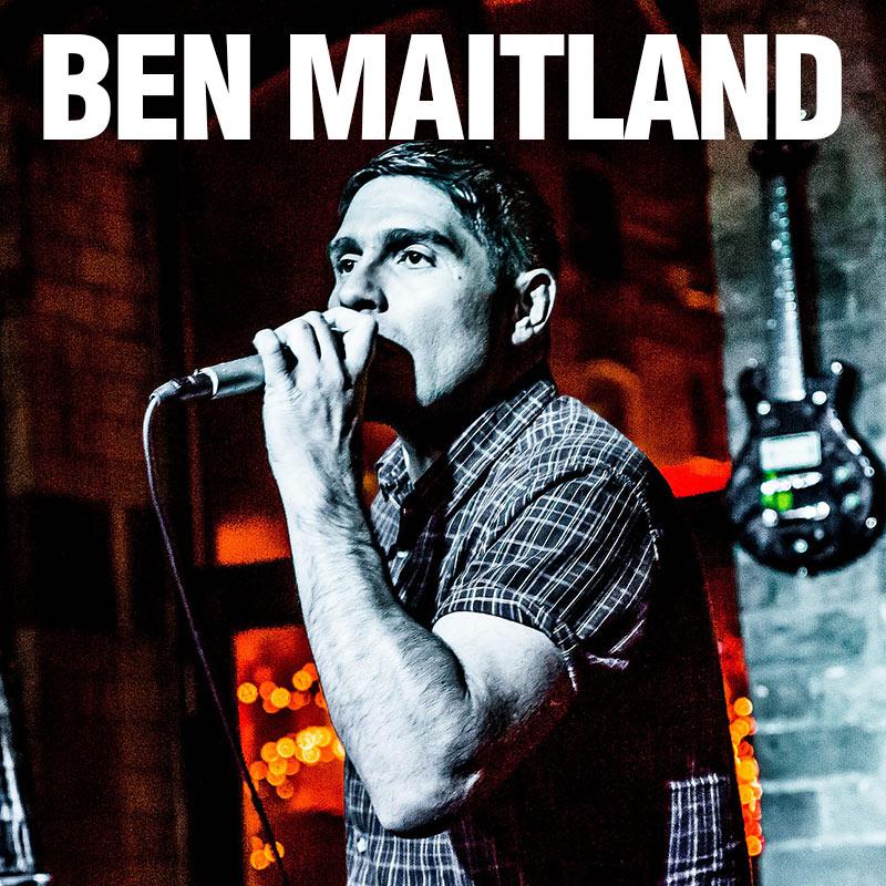Ben Maitland - Solo Acoustic Artist