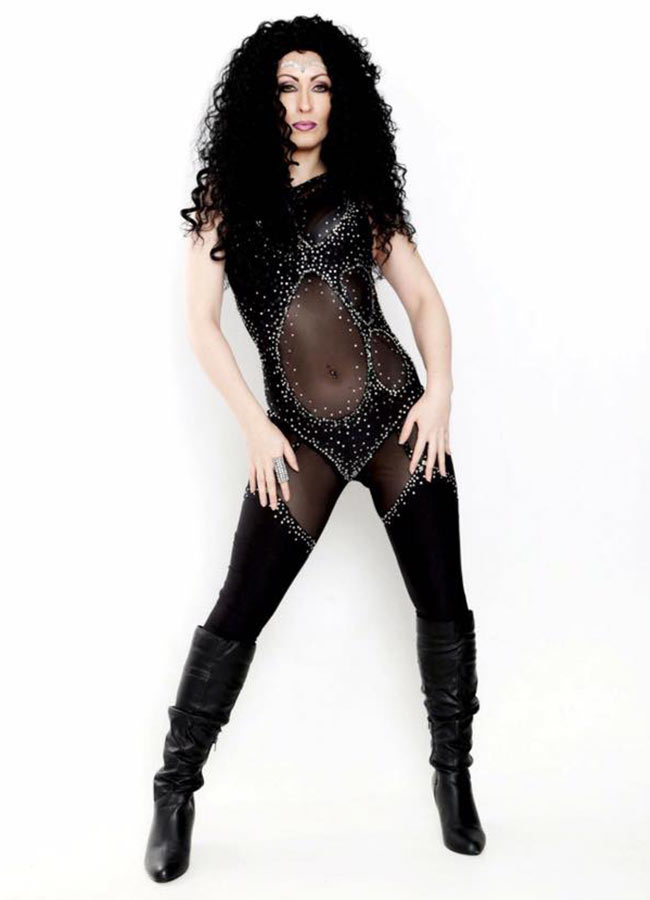 Cher Tribute by Stacy Green