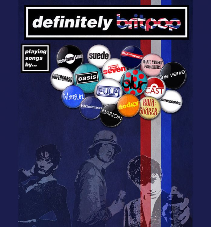 Definitely Britpop 90s