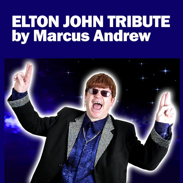 Elton John Tribute by Marcus Andrew
