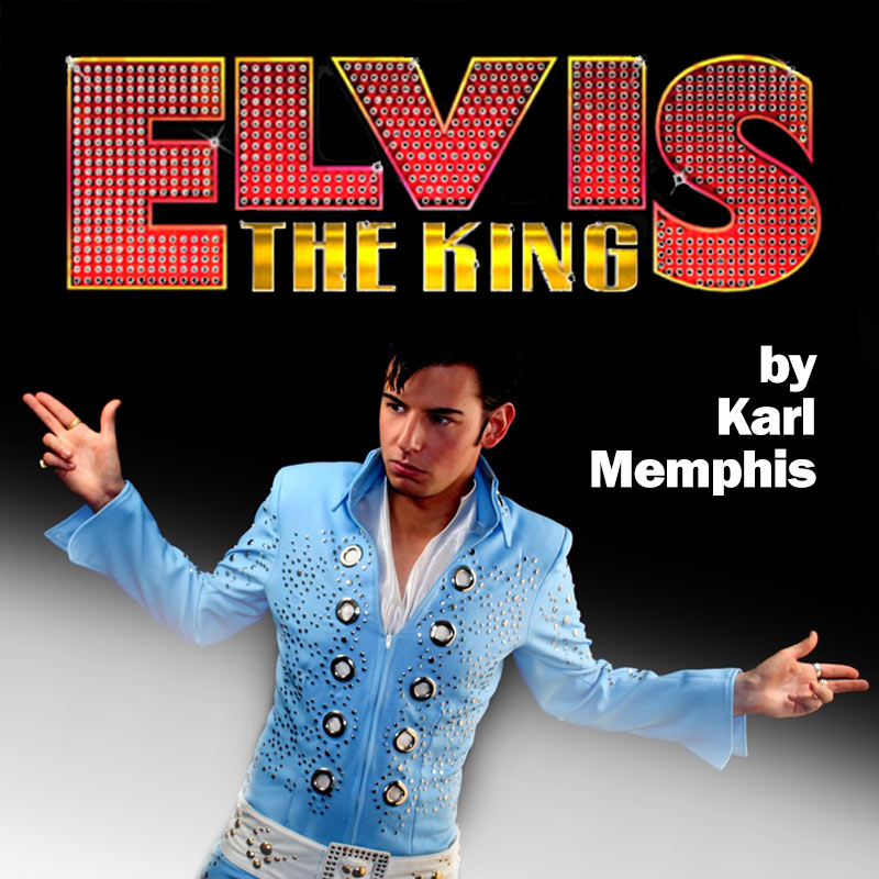 Elvis Tribute by Karl Memphis