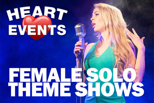 Female Solo Theme Shows