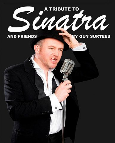 Frank Sinatra and The Rat Pack Tribute by Guy Surtees