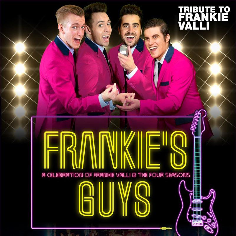 Frankie Valli Tribute by Frankies Guys