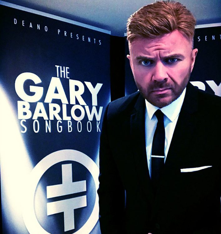 Gary Barlow Tribute by Deano