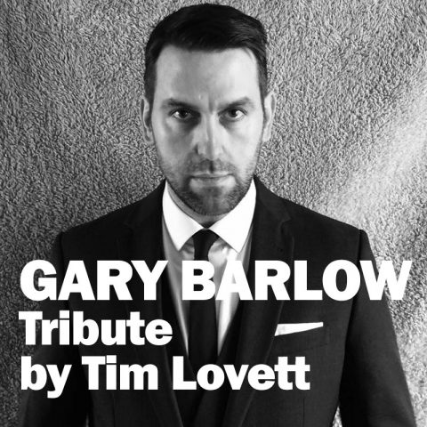 Gary Barlow Tribute by Tim Lovett