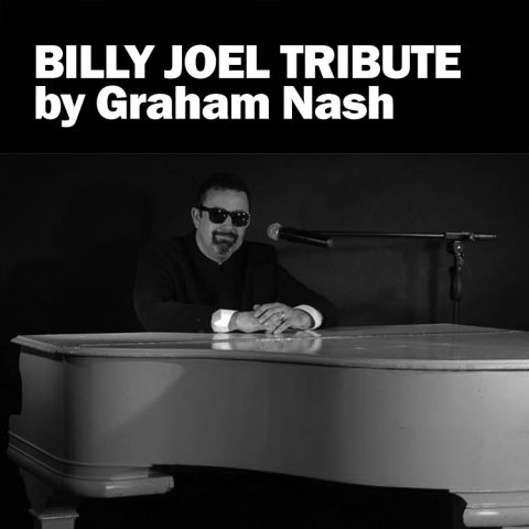 Graham Nash Billy Joel tribute act