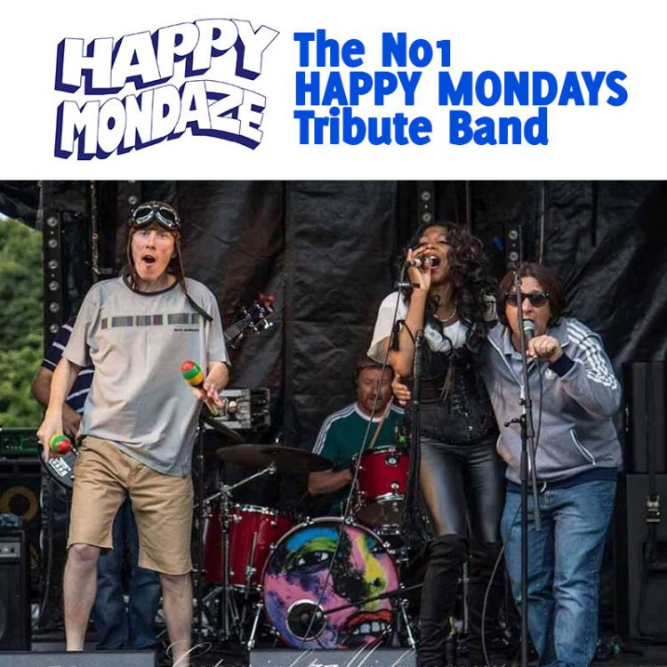 Happy Mondays Tribute - by Happy Mondaze
