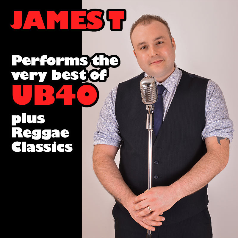 James T - UB40 and Reggae Solo Tribute