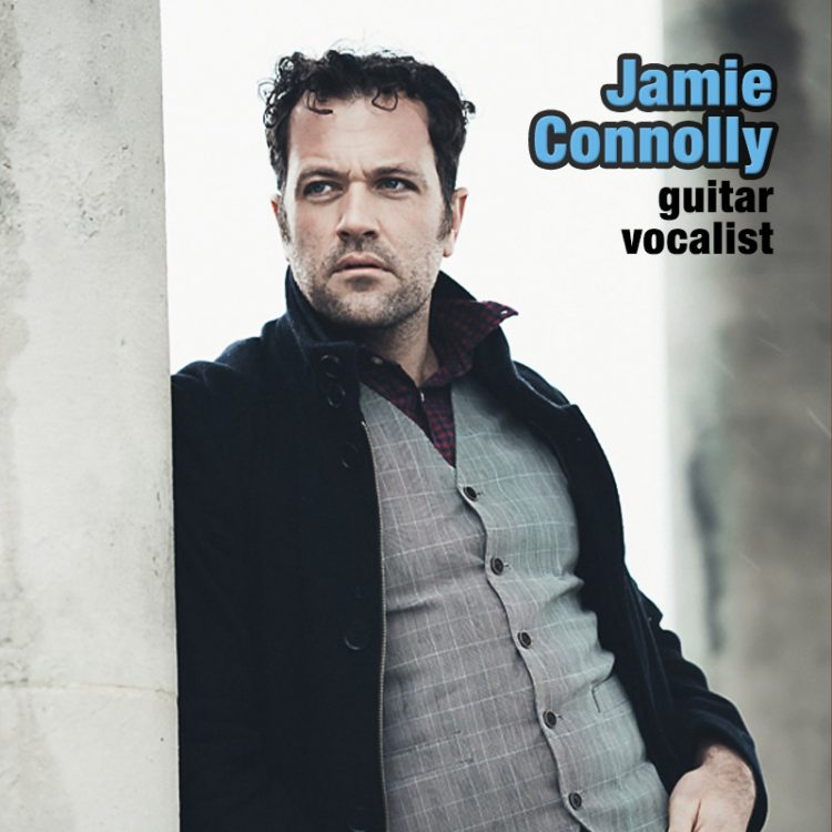 Jamie Connolly - solo vocalist