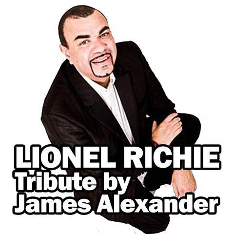 Lionel Richie Tribute by James Alexander