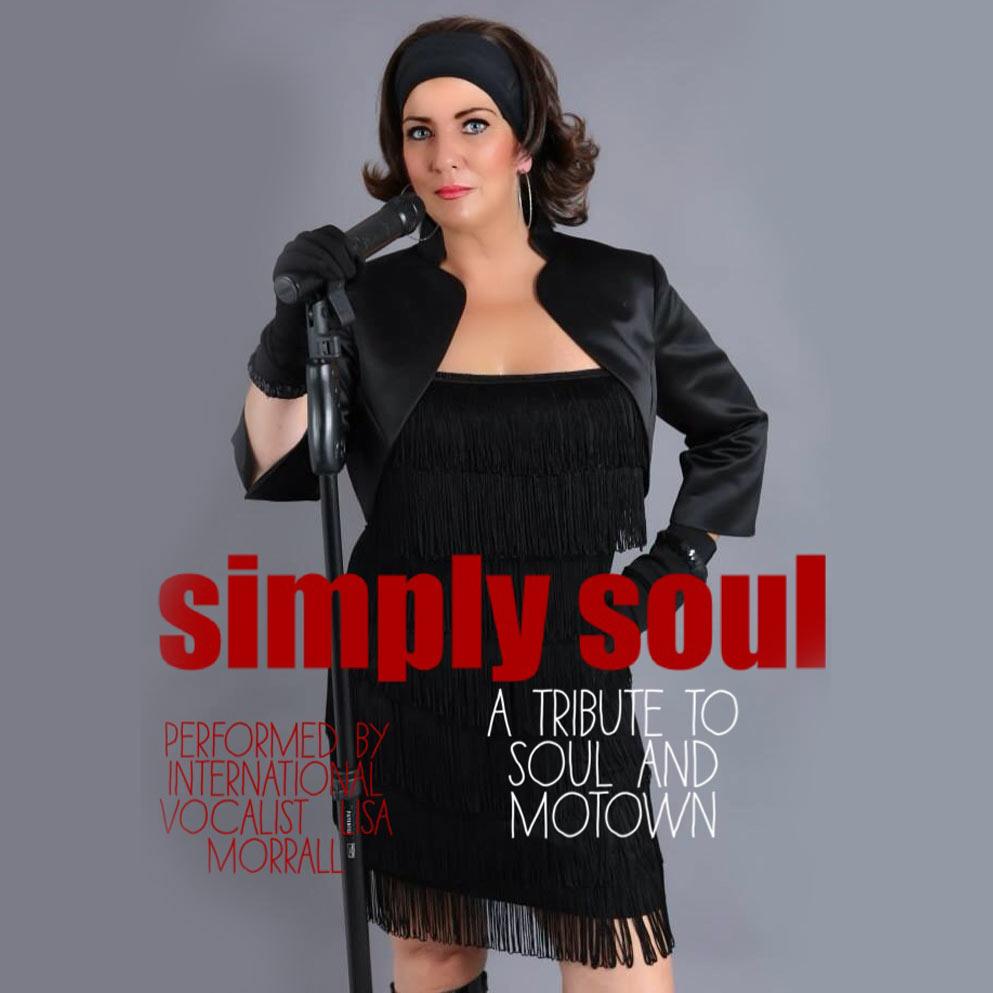 SIMPLY SOUL - Lisa Morrall