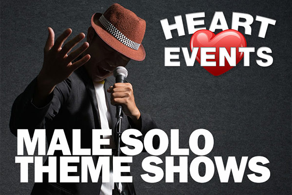 Male solo theme shows