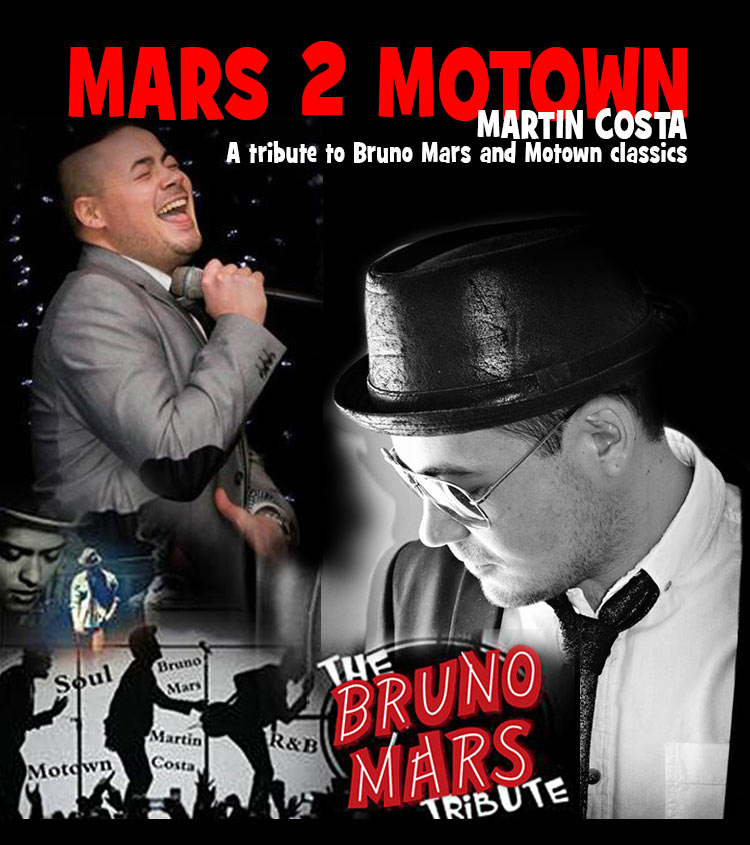 Bruno Mars Tribute by Martin Costa