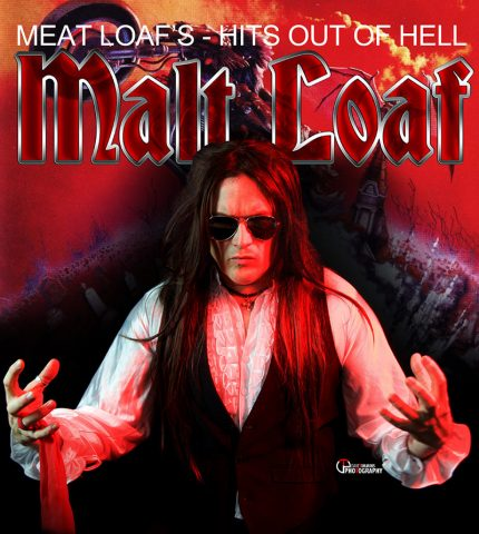 Meat Loaf Tribute by Adrian Marx