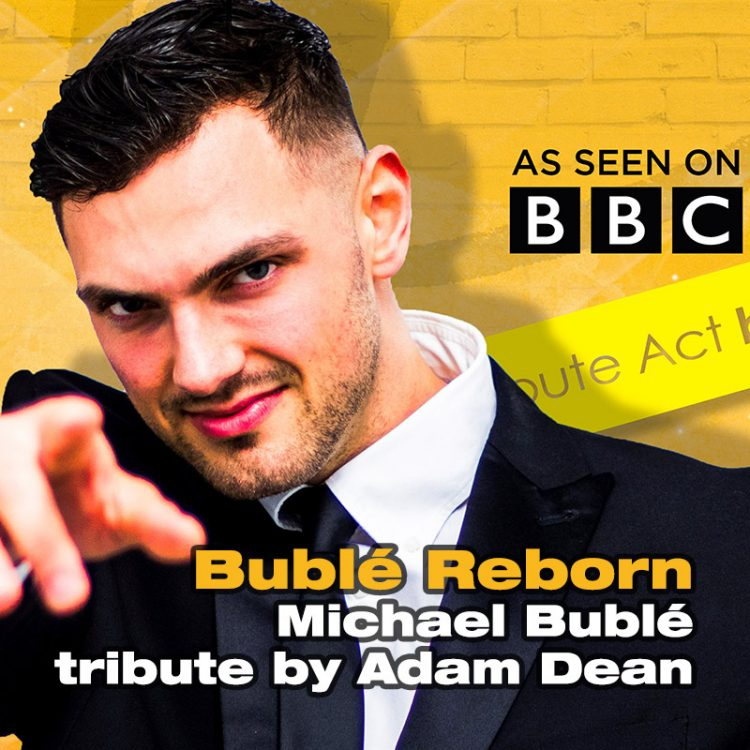 Michael Buble Tribute Adam Dean