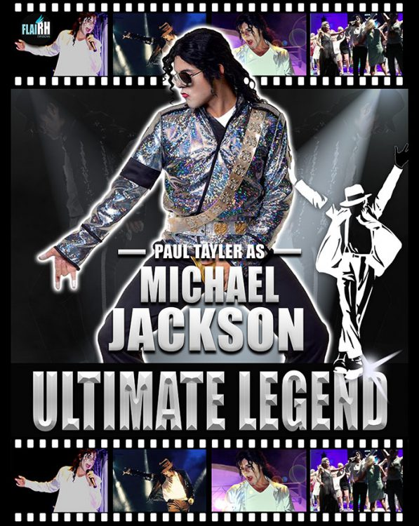 Michael Jackson Tribute by Paul Tayler