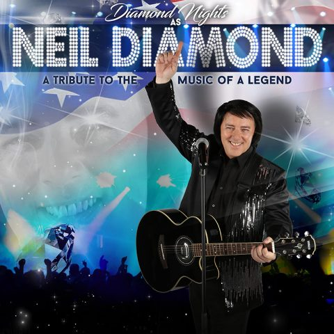 Neil Diamond Tribute by Mike Leigh