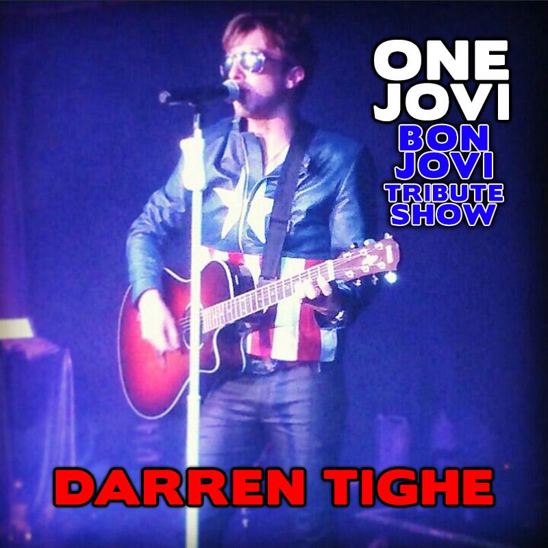 One Jovi - Bon Jovi tribute show