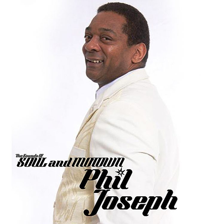 Phil-Joseph - The Sounds of Soul and Motown