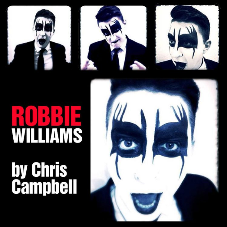 Robbie Williams Tribute by Chris Campbell