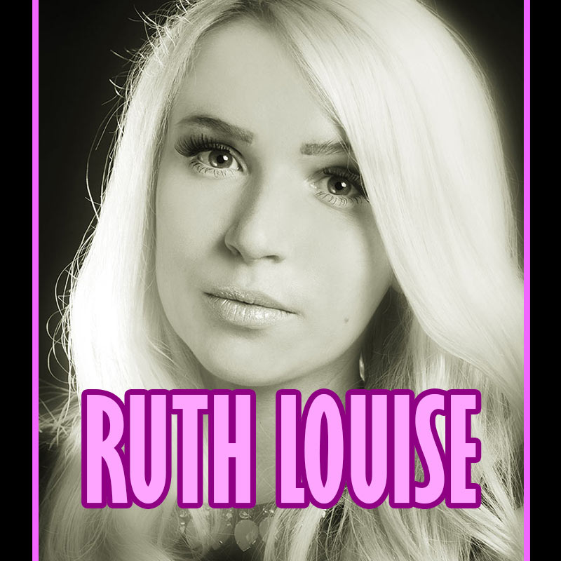 Ruth Louise - female solo vocalist