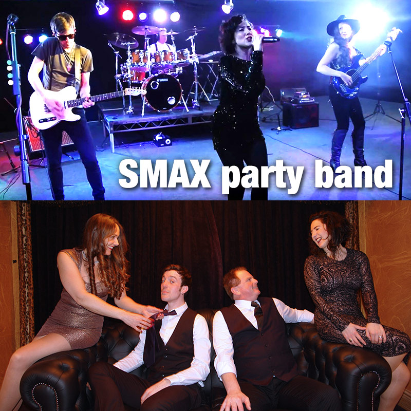 Smax Party Band