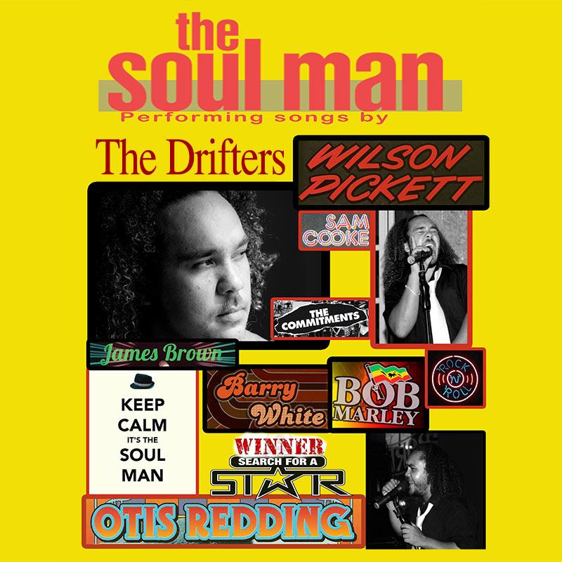 Soul Man by Andy Pierce