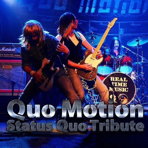 Status Quo Tribute Band - Quo Motion