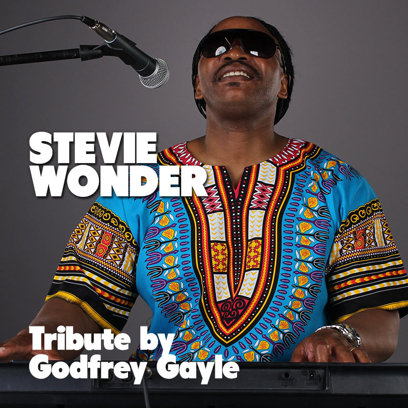 Stevie Wonder Tribute by Godfrey Gayle