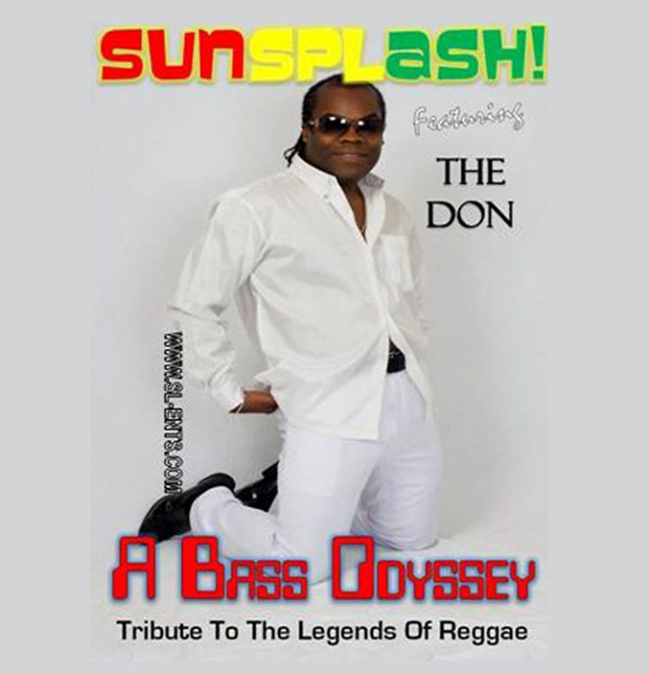 Sunsplash Reggae Tribute