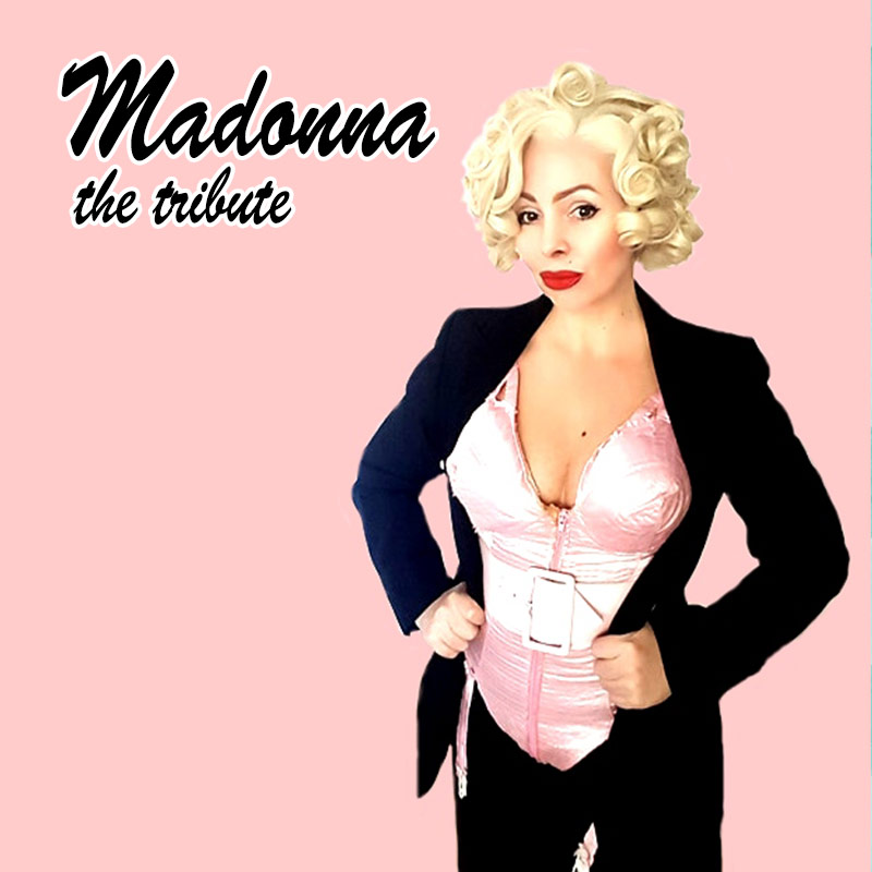 Suzy Hopwood - Madonna tribute