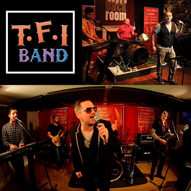 TFI Band - 90s Britpop