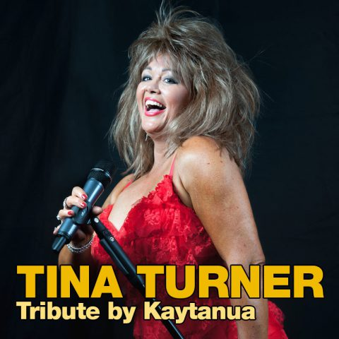 TINA TURNER tribute by Kaytanua