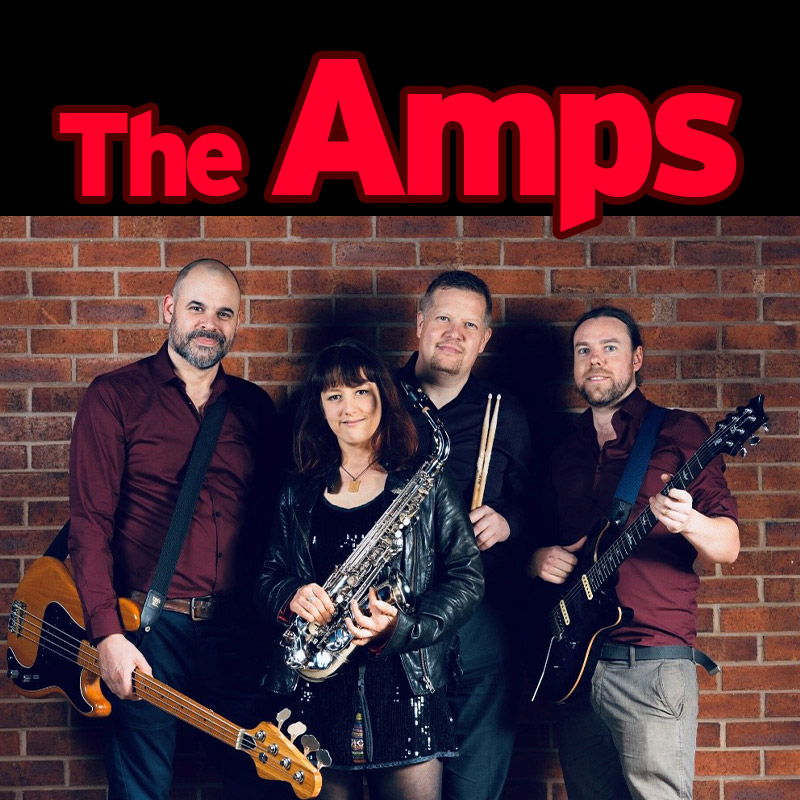 The Amps - party band (Amplified)