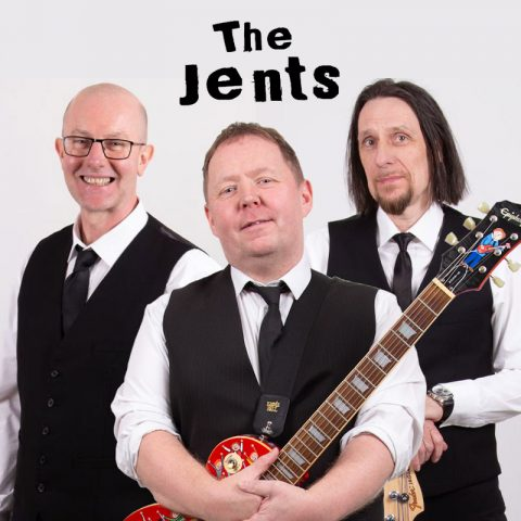 The Jents - covers band