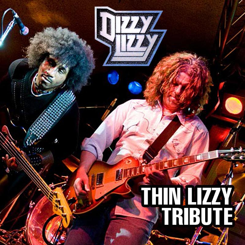 Thin Lizzy Tribute Band - Dizzy Lizzy | Midlands