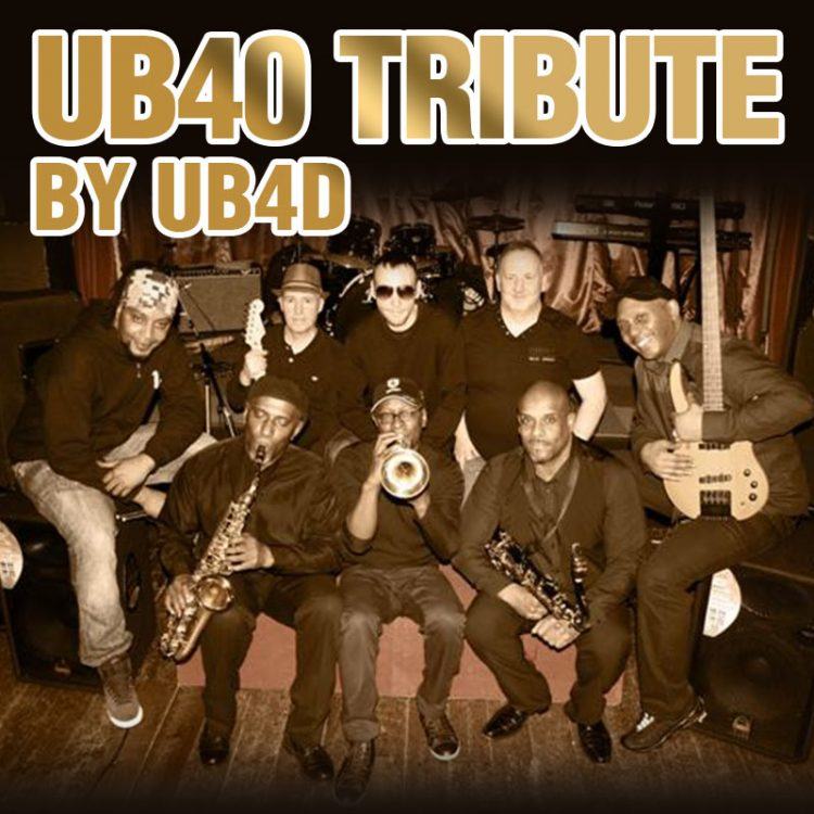 UB40 Tribute Band by UB4D