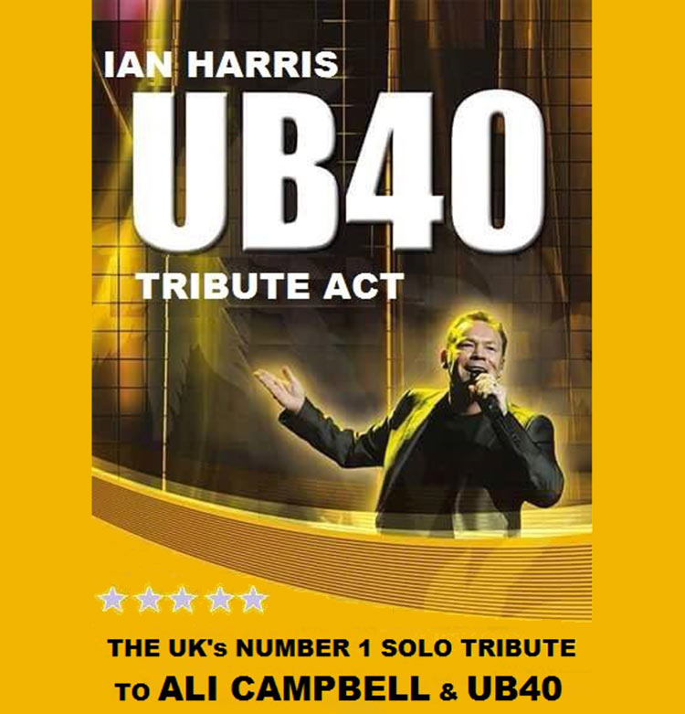 UB40 Tribute Solo by Ian Harris