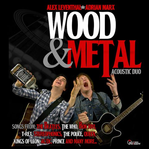 Wood and Metal - Acoustic Duo