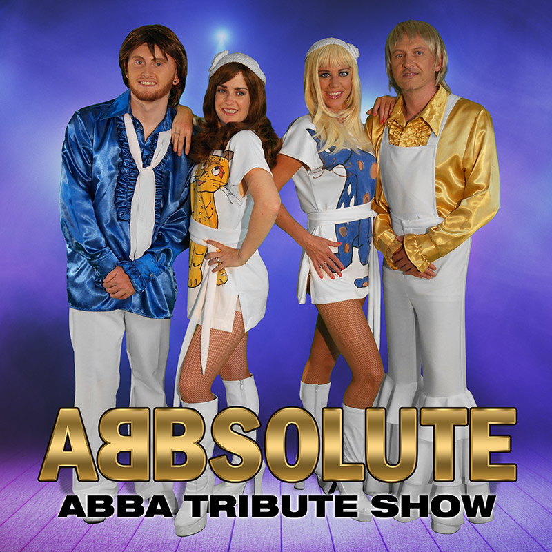 Abba tribute Abbsolute band Abbasolute Midlands UK