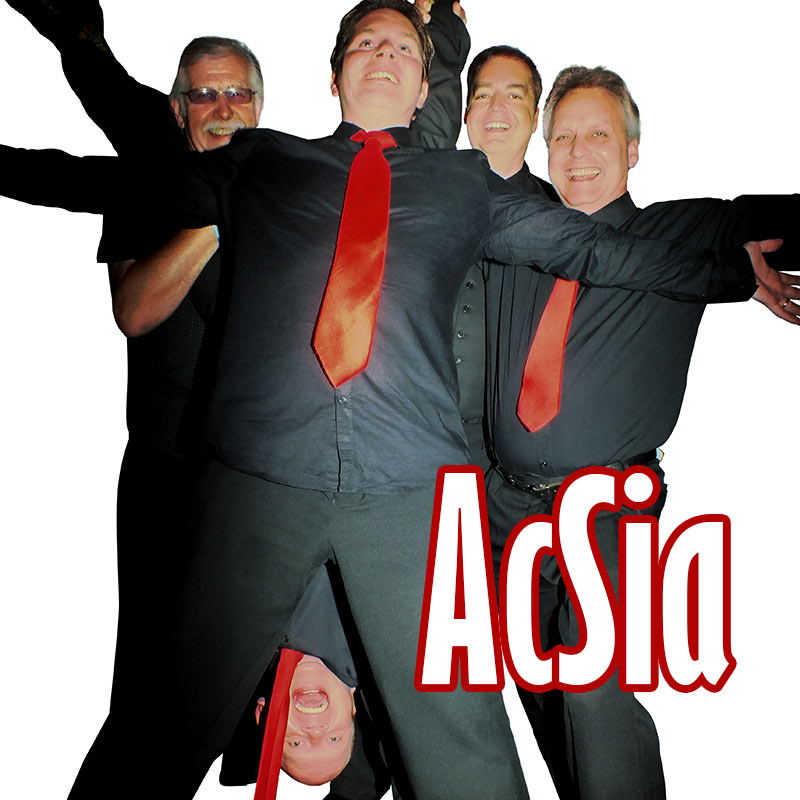 Acsia covers band