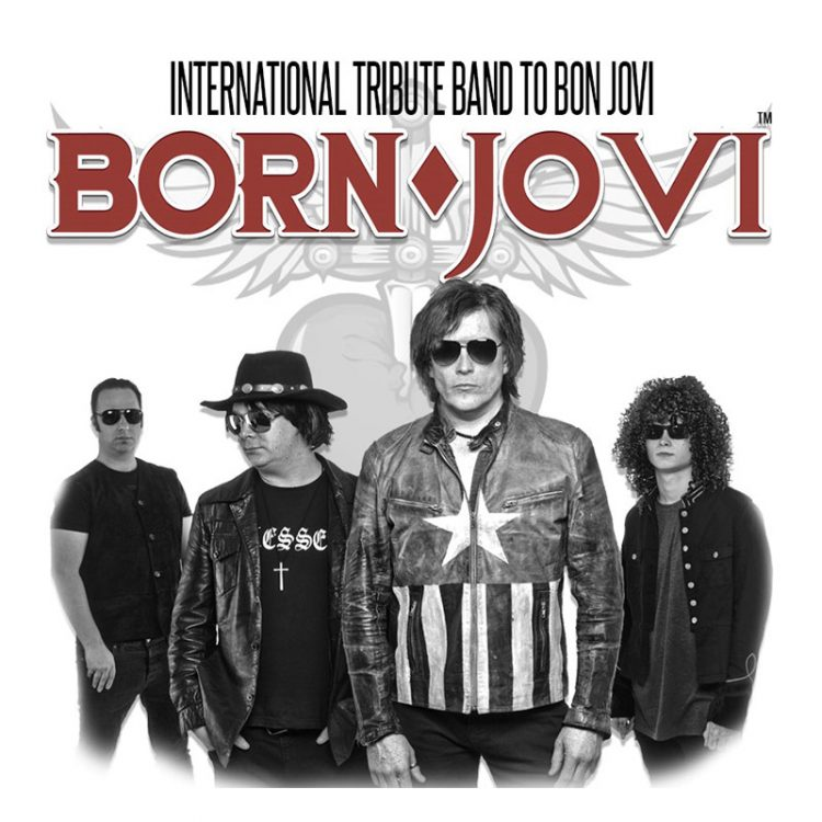Bon Jovi Tribute Band - Born Jovi