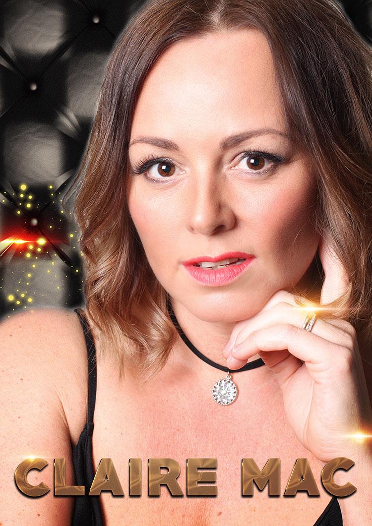 Claire Mac vocalist