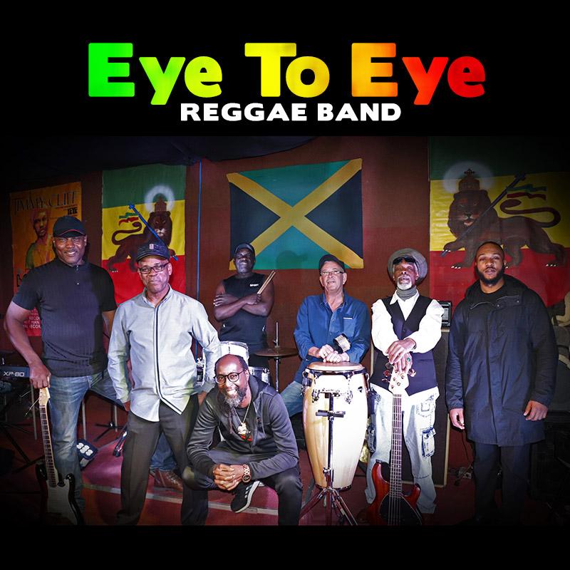 Eye To Eye - Reggae band